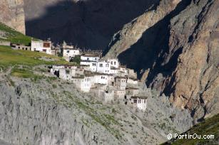 Village de Photaksar au Ladakh